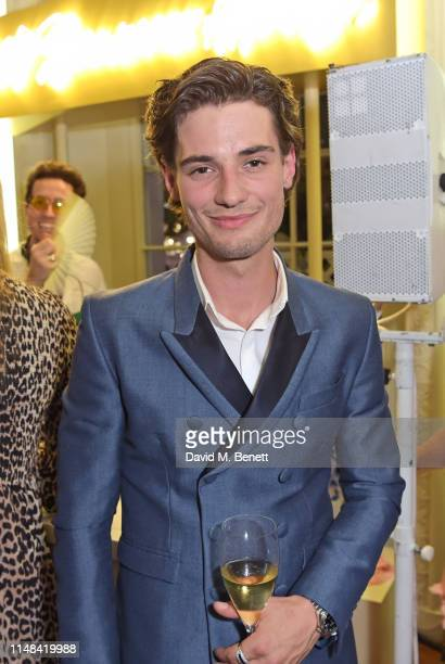 Jack Brett Anderson attends the Moet Summer House opening night on June 6 2019 in London England