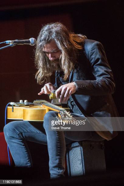 Jack Broadbent performs on stage at Symphony Hall on November 25 2019 in Birmingham England