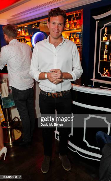 Jack Brooksbank attends Casamigos Tequila's Away for August private dinner at Bagatelle on July 31 2018 in London United Kingdom