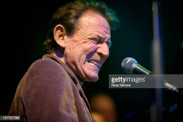 Jack Bruce performs on stage during Celtic Connections Festival at Glasgow Royal Concert Hall on January 25 2012 in Glasgow United Kingdom