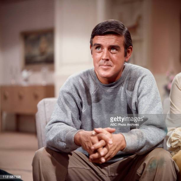 Jack Burns appearing in the Walt Disney Television via Getty Images tv series 'The Neighbors'