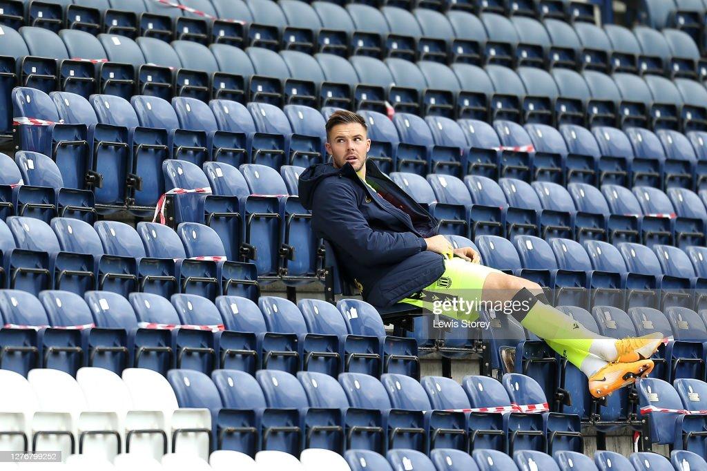 Preston North End v Stoke City - Sky Bet Championship : ニュース写真