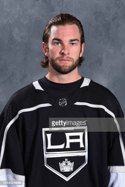 Jack Campbell of the Los Angeles Kings poses for his official headshot for the 20182019 season on September 06 2018 at the Toyota Sports Center in El...