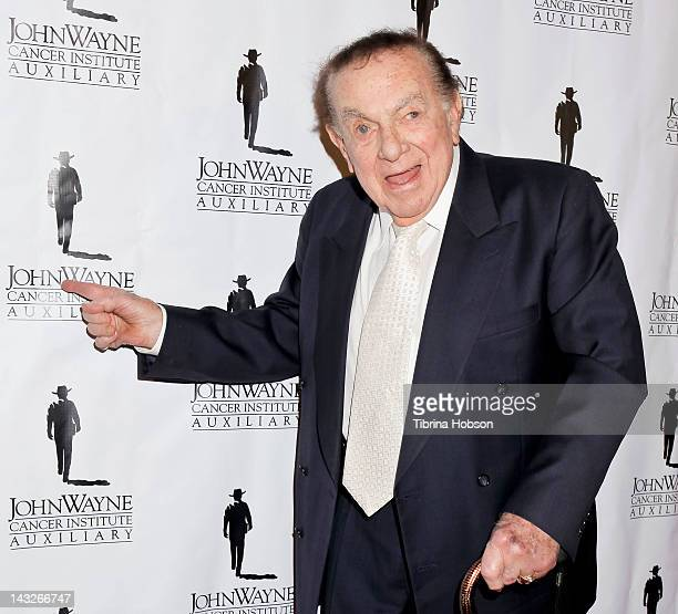 Jack Carter attends the John Wayne Cancer Institute 27th annual Odyssey Ball at The Beverly Hilton Hotel on April 21 2012 in Beverly Hills California