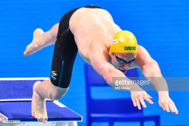Jack Cartwright during the Budapest 2017 FINA World Championships on July 26 2017 in Budapest Hungary