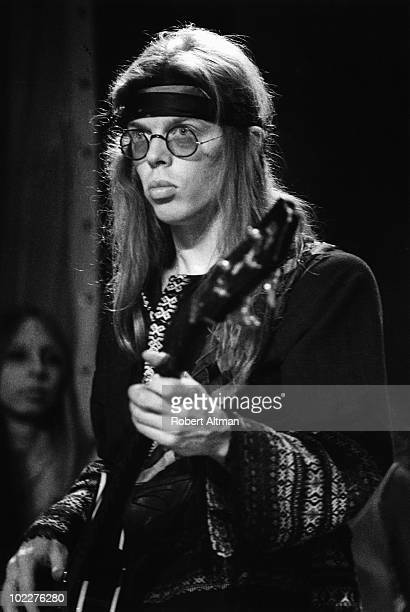 Jack Cassady of the Jefferson Airplane performs onstage at The Family Dog At The Great Highway on June 13 1969 in San Francisco California