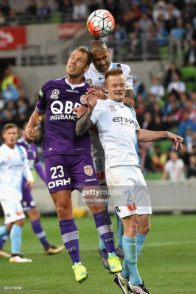 A-League Elimination Final - Melbourne v Perth