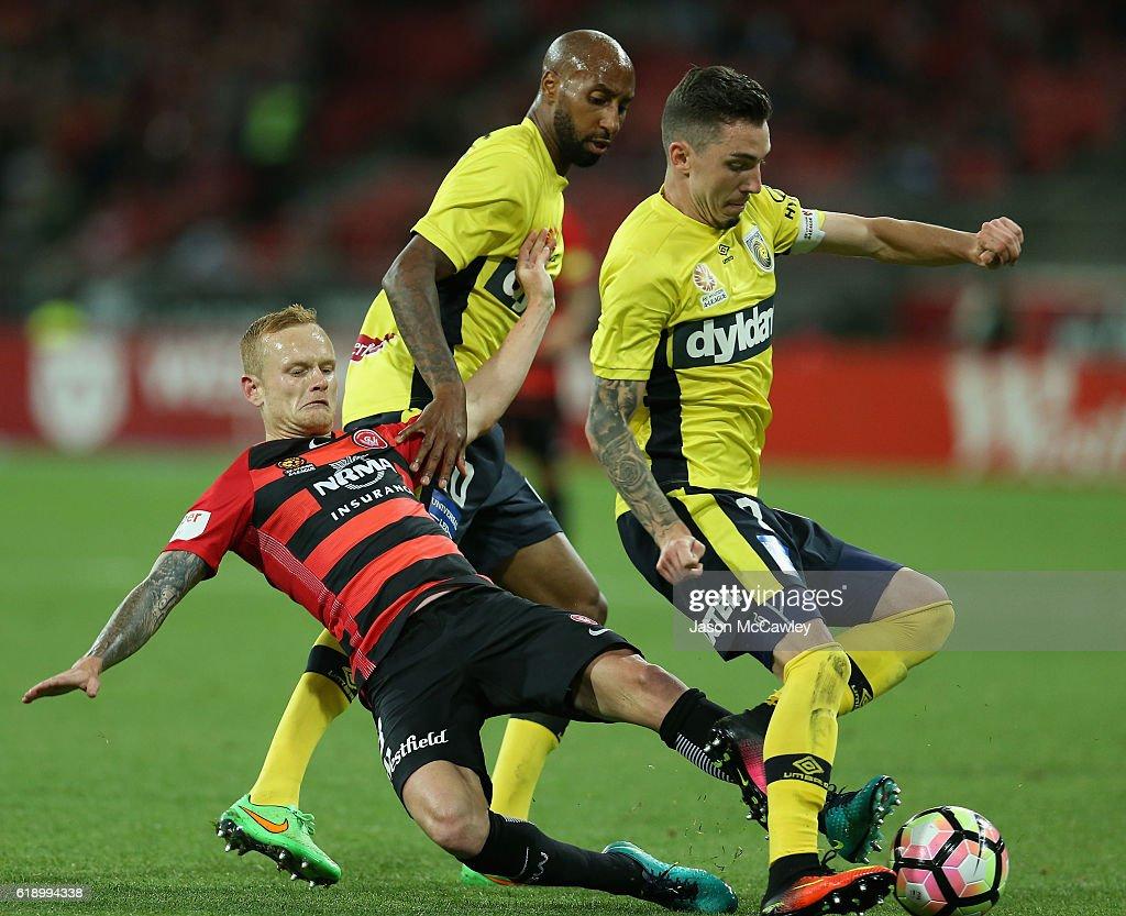A-League Rd 4 - Western Sydney v Central Coast