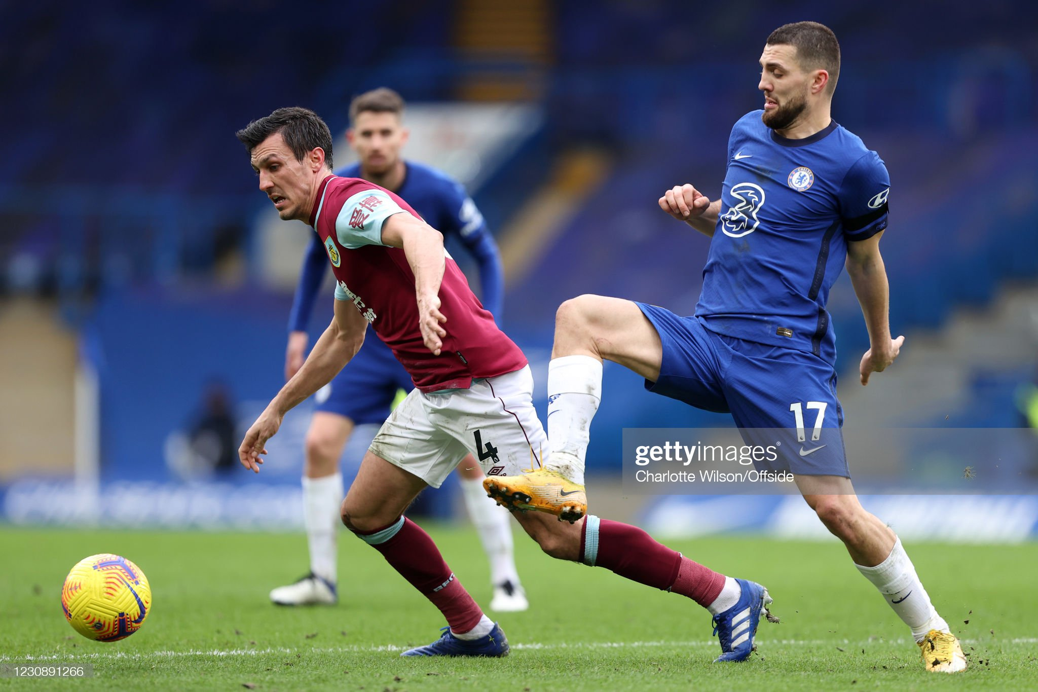 Chelsea v Burnley - Premier League : News Photo