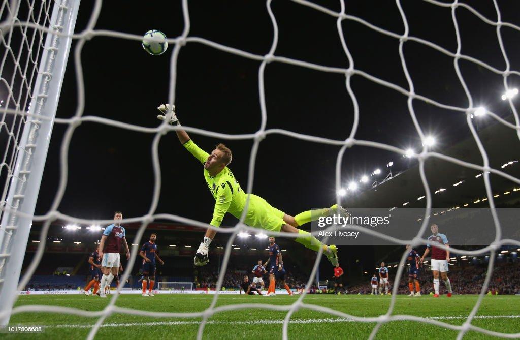 Burnley v Istanbul Basaksehir - UEFA Europa League Third Round Qualifier: Second Leg : News Photo