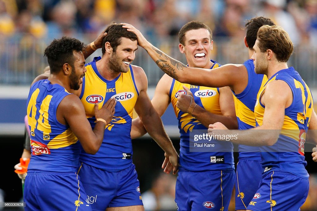 AFL Rd 9 - West Coast v Richmond