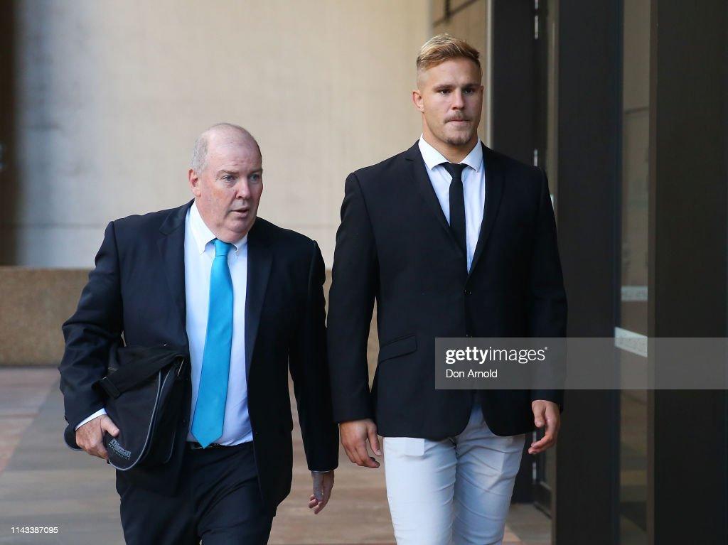 Jack De Belin Court Appearance : News Photo