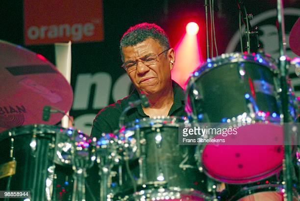 Jack DeJohnette performs live on stage at the North Sea Jazz festival in Ahoy, Rotterdam, Netherlands on July 15 2006