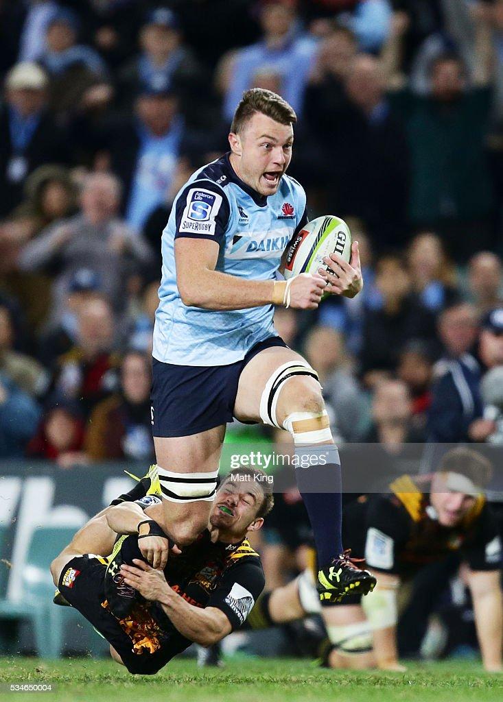 Super Rugby Rd 14 - Waratahs v Chiefs : News Photo