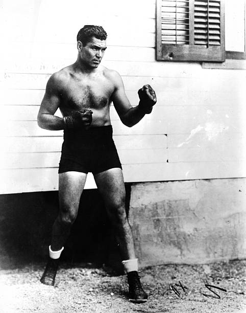 UNS: Game Changers - Jack Dempsey