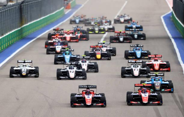 RUS: Formula 3 Championship - Round 7:Sochi - Race 3