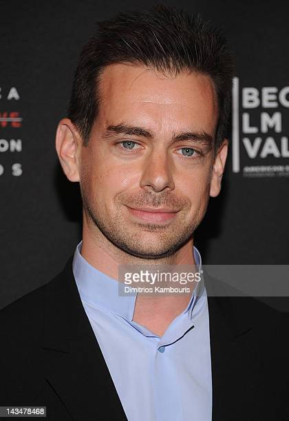 Jack Dorsey attends the 3rd annual Tribeca Disruptive Innovation Awards during the 2012 Tribeca Film Festival at NYU Paulson Auditorium on April 27...