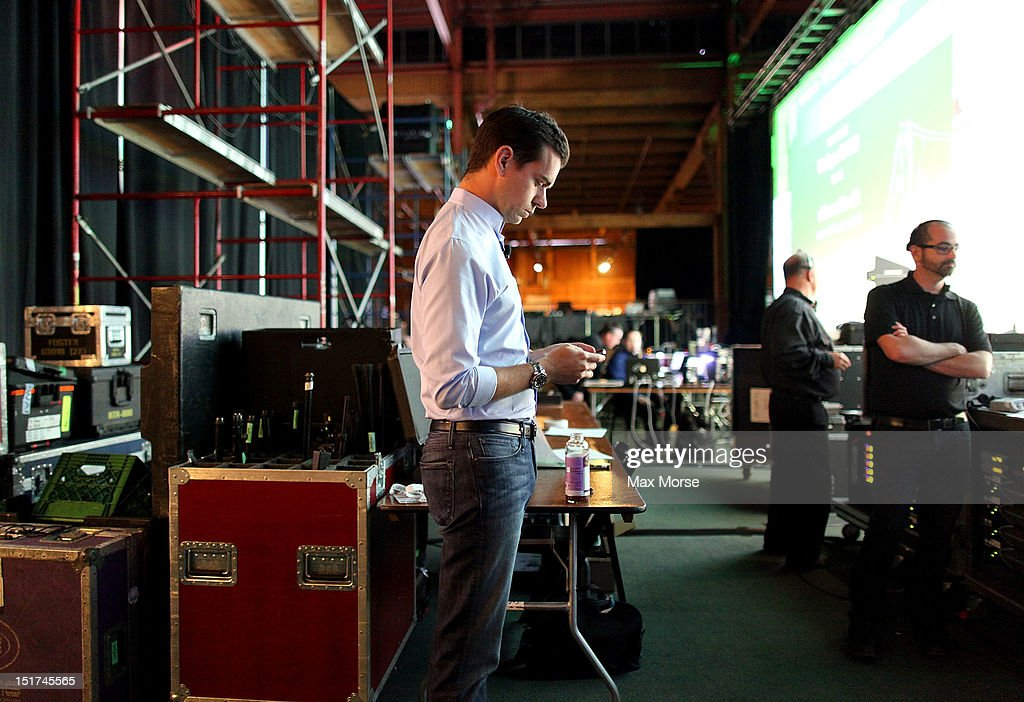 Tech:Crunch Disrupt SF 2012 : News Photo