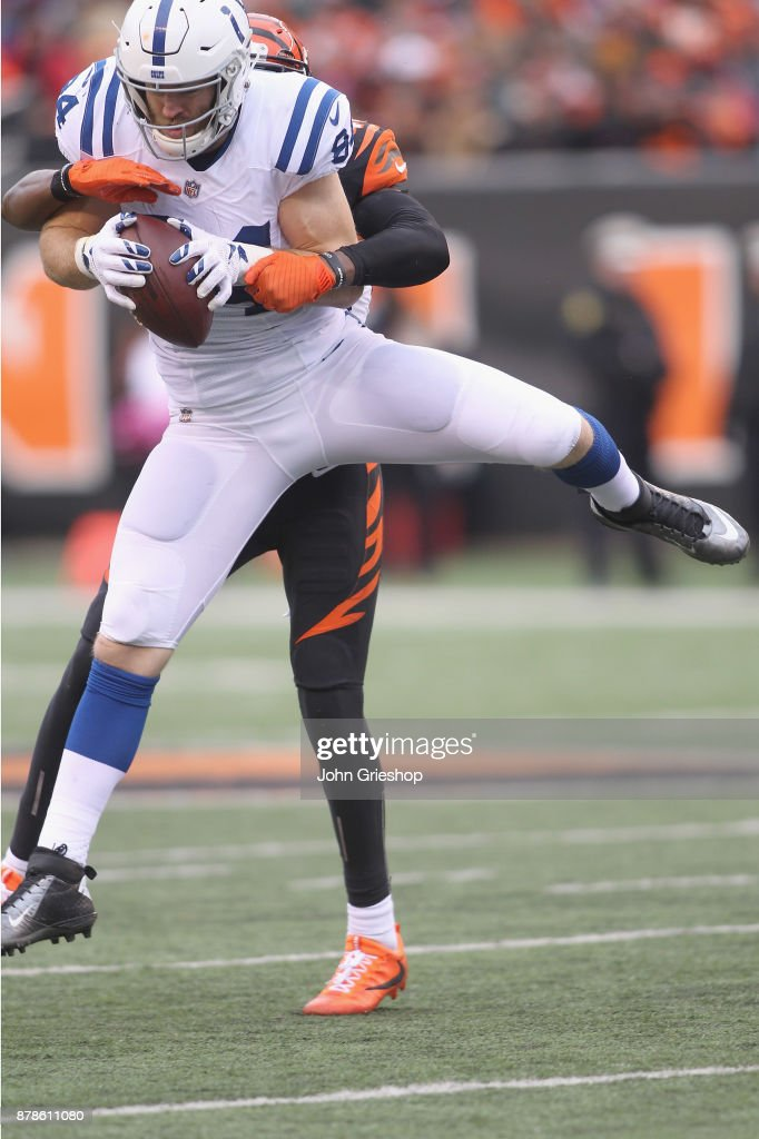 Indianapolis Colts v Cincinnati Bengals : News Photo