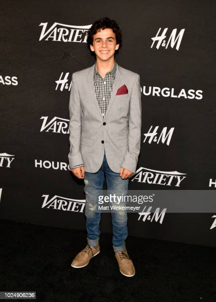 Jack Dylan Grazer attends Variety's annual Power of Young Hollywood at Sunset Tower Hotel on August 28, 2018 in West Hollywood, California.