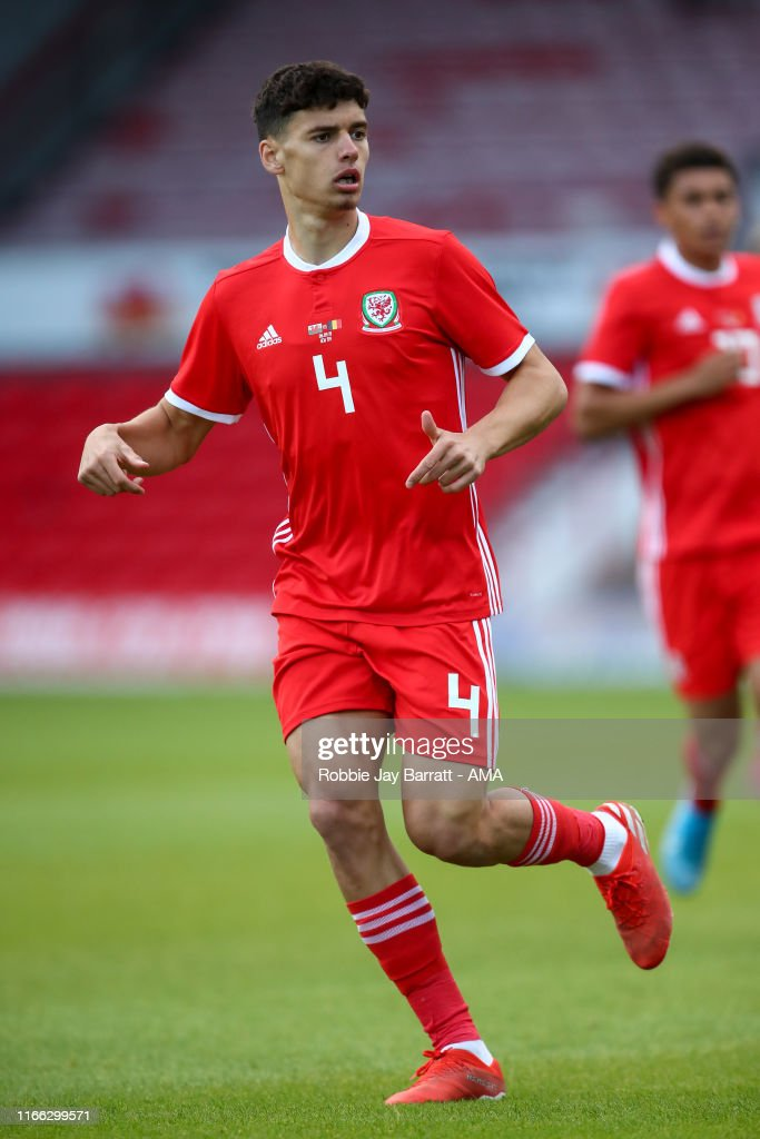 Wales v Belgium - UEFA U21 Euro 2021 Qualifier : News Photo
