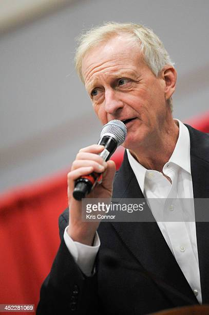 Jack Evans speaks during the 14th Annual Feast of Sharing lunch at Washington Convention Center on November 27, 2013 in Washington, DC.