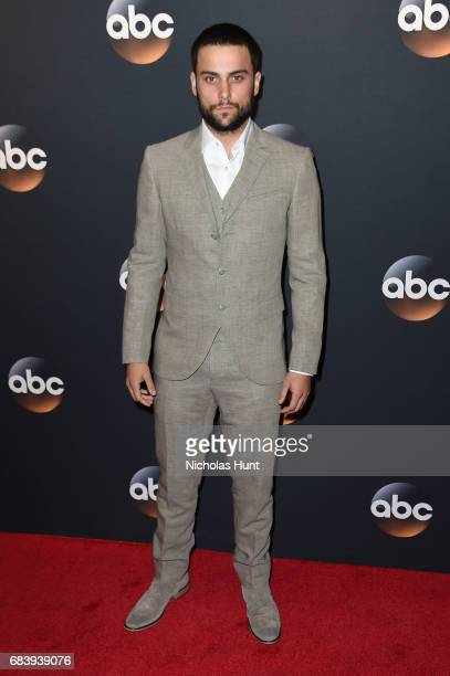Jack Falahee attends the 2017 ABC Upfront on May 16 2017 in New York City