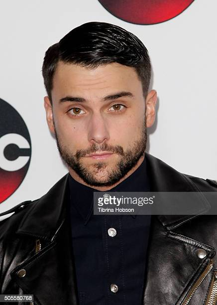 Jack Falahee attends the Disney/ABC 2016 Winter TCA Tour at Langham Hotel on January 9 2016 in Pasadena California