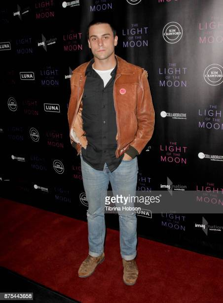Jack Falahee attends 'The Light Of The Moon' Los Angeles premiere at Laemmle Monica Film Center on November 16 2017 in Santa Monica California