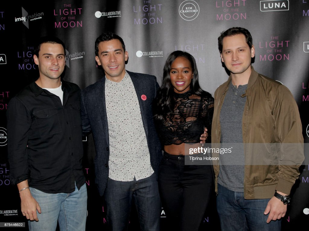 """""""The Light Of The Moon"""" Los Angeles Premiere - Arrivals : News Photo"""
