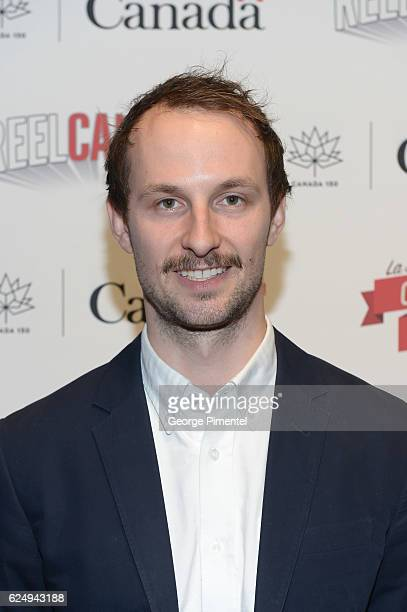 Jack Feore attends the REEL CANADA press conference announcing a major government support to host world's largest oneday film festival for Canada's...