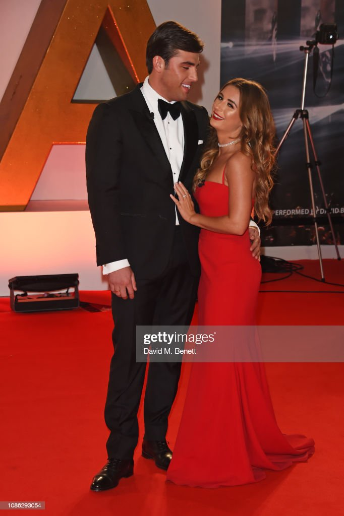 National Television Awards 2019 - VIP Arrivals : News Photo
