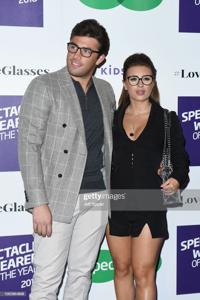 'Spectacle Wearer Of The Year' - Arrivals : News Photo