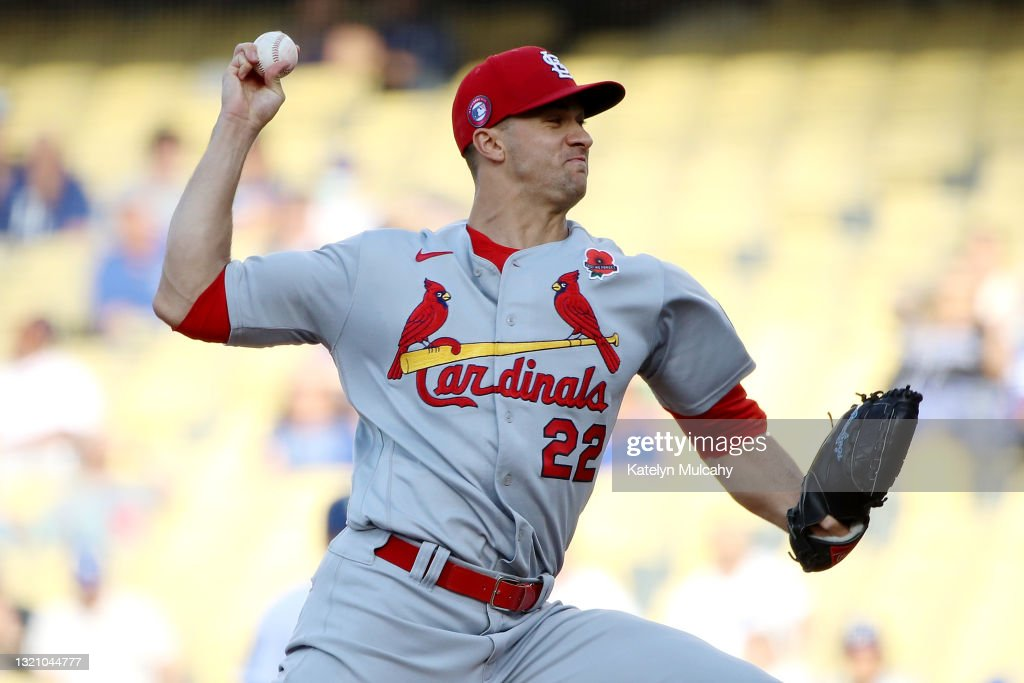 St Louis Cardinals v Los Angeles Dodgers : News Photo