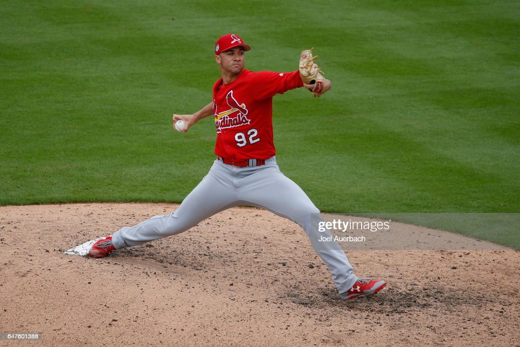 St Louis Cardinals v Washington Nationals : News Photo