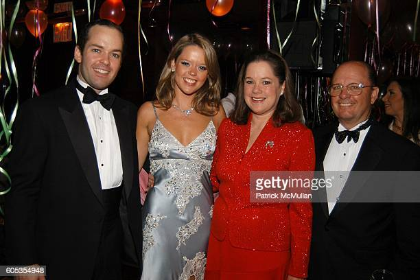Jack Gage Jr Katherine Gage Karen Gage and Jack Gage attend 30th Anniversary Celebration of DOUBLES at Doubles on May 4 2006 in New York City