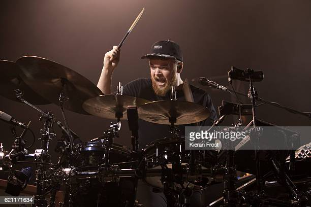 Jack Garratt performs at Metropolis Festival at the RDS Concert Hall on November 4 2016 in Dublin Ireland
