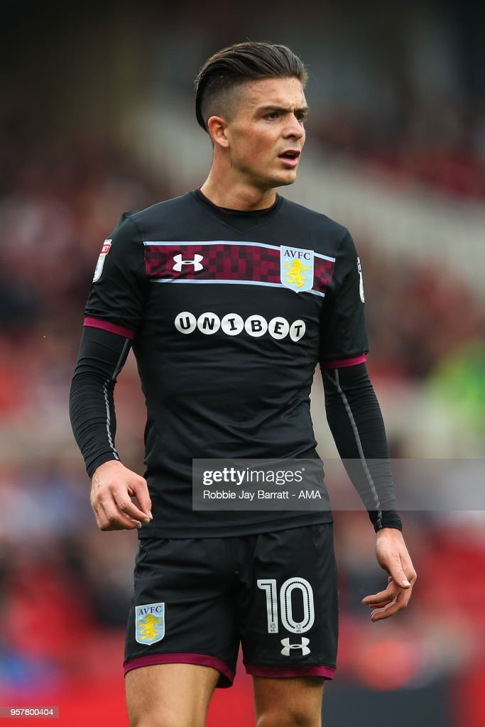 Middlesbrough v Aston Villa - Sky Bet Championship Play Off Semi Final:First Leg : News Photo