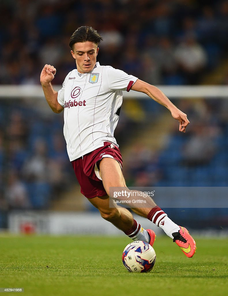 Chesterfield v Aston Villa - Pre Season Friendly : News Photo