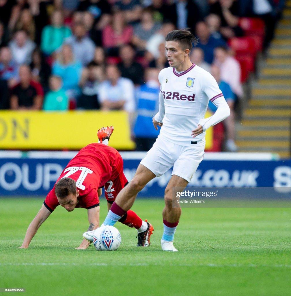 Walsall v Aston Villa - Pre-Season Friendly