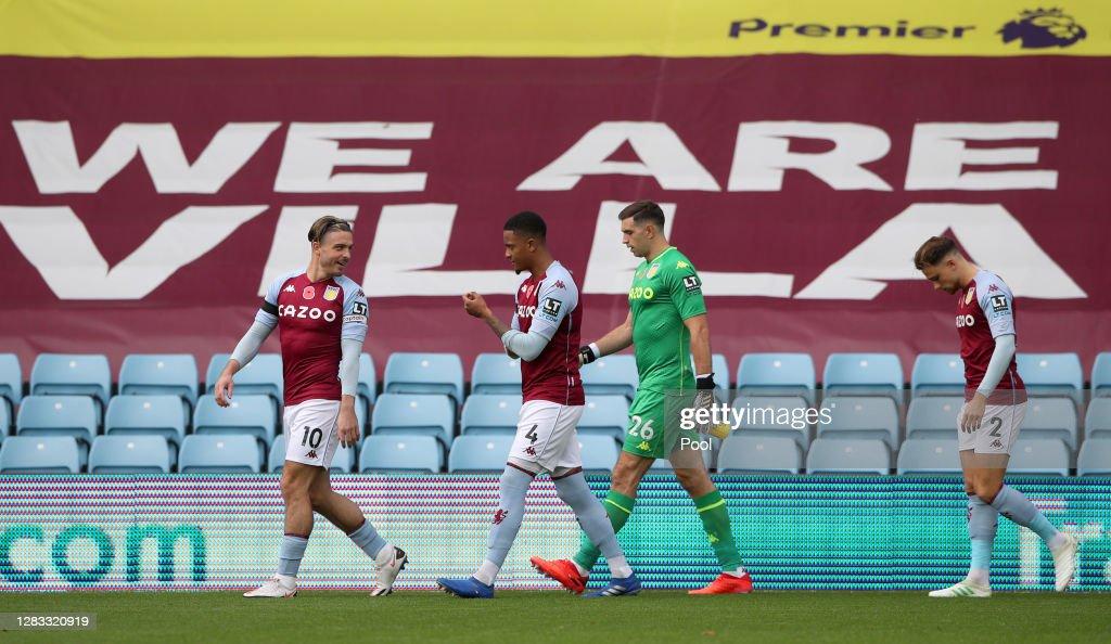 Aston Villa v Southampton - Premier League : News Photo