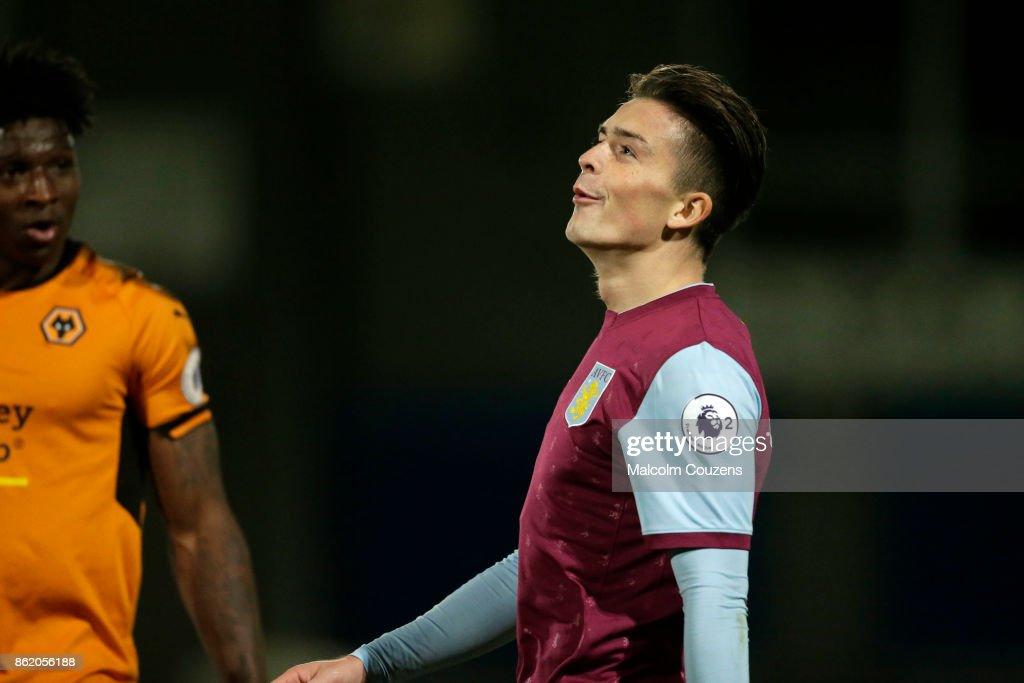 Wolverhampton Wanderers v Aston Villa - Premier League 2 : News Photo