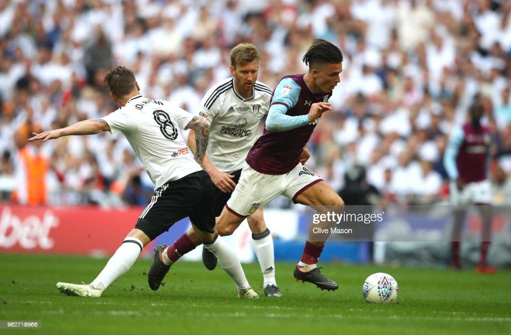 Aston Villa v Fulham - Sky Bet Championship Play Off Final : News Photo