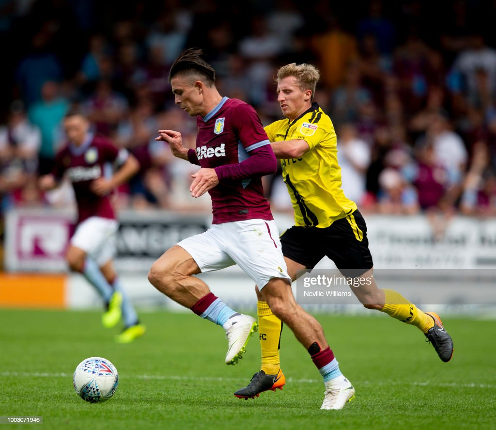 Burton Albion v Aston Villa - Pre-Season Friendly
