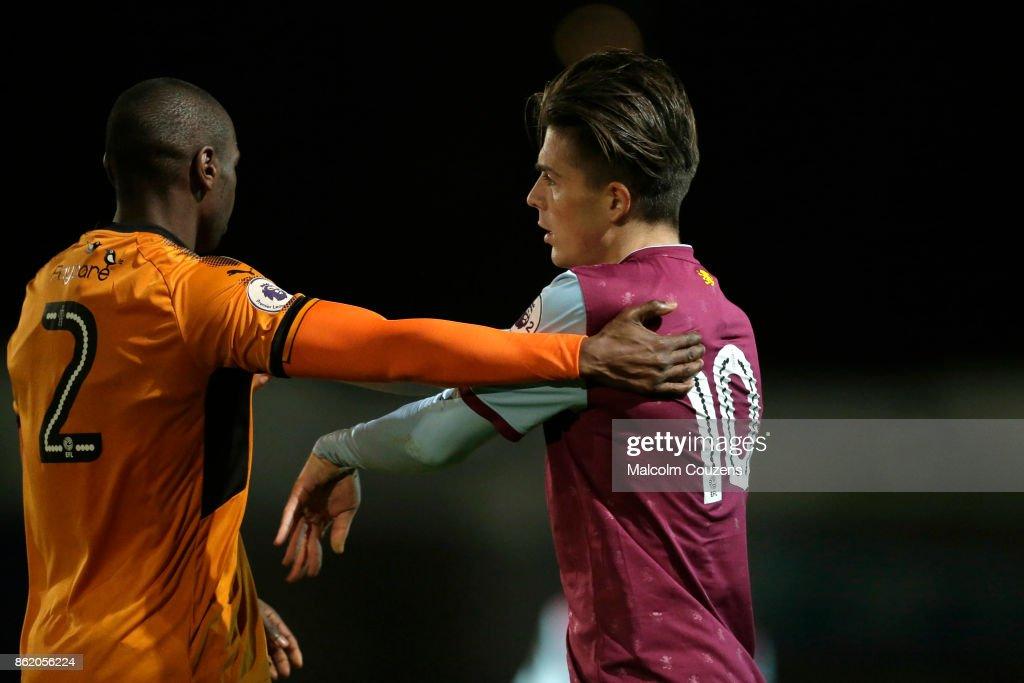 Wolverhampton Wanderers v Aston Villa - Premier League 2