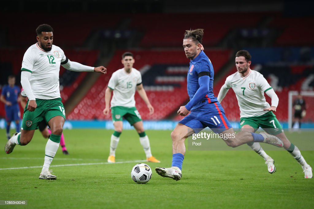 England v Republic of Ireland - International Friendly : News Photo