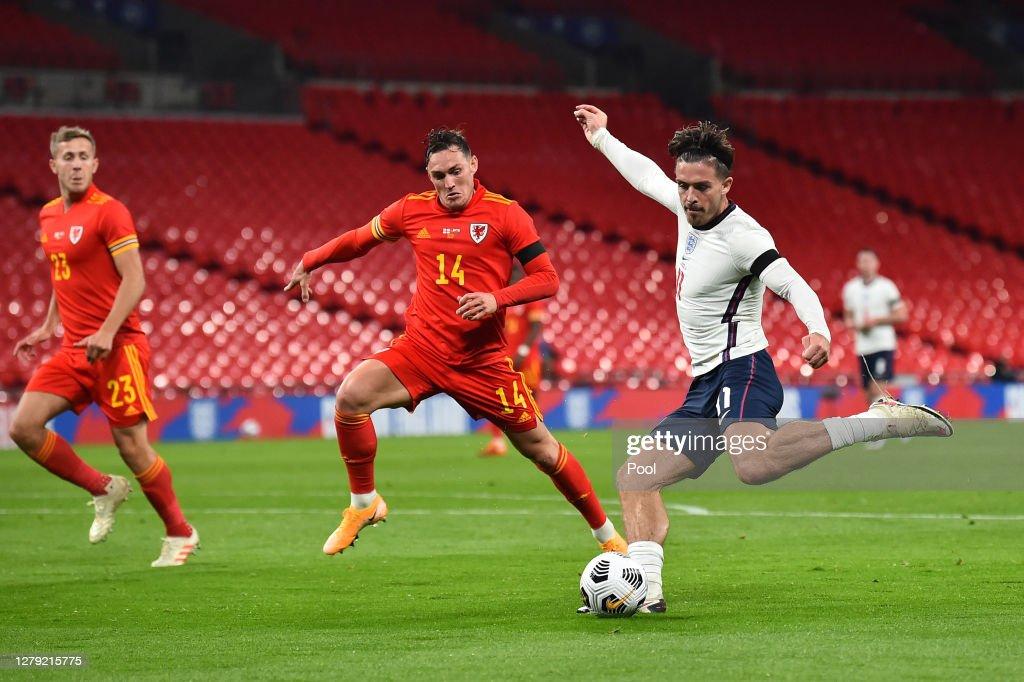 England v Wales - International Friendly : News Photo