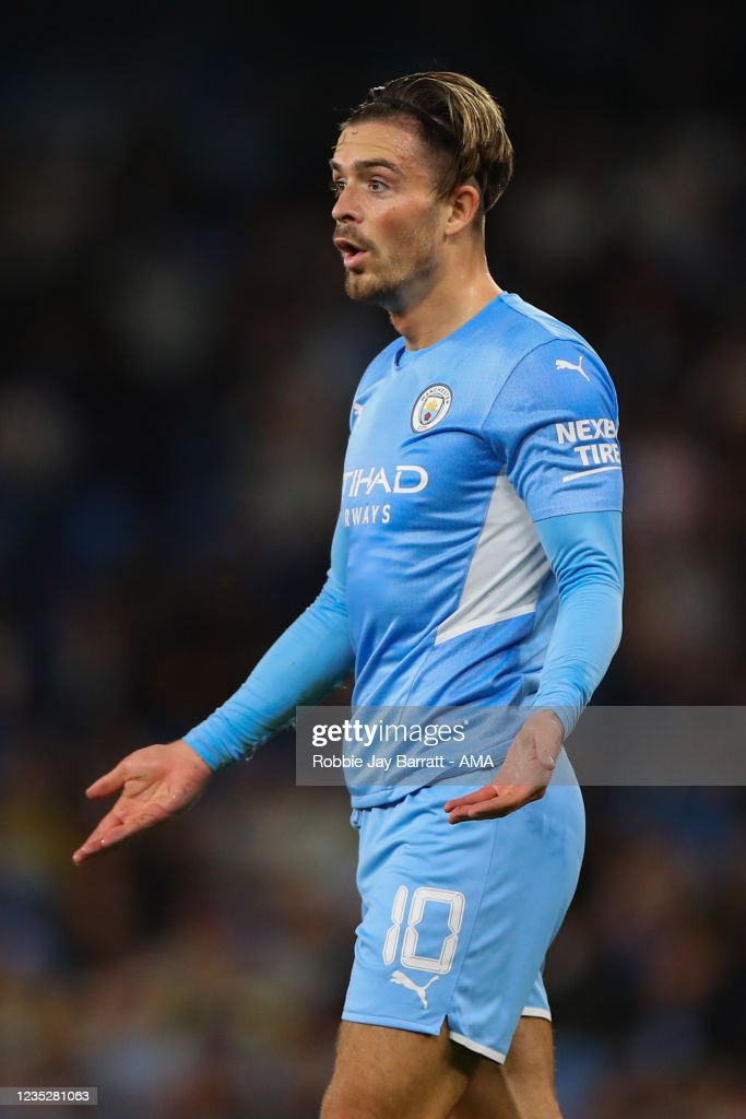 Manchester City v RB Leipzig: Group A - UEFA Champions League : News Photo