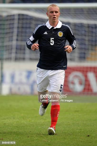 Jack Grimmer Scotland