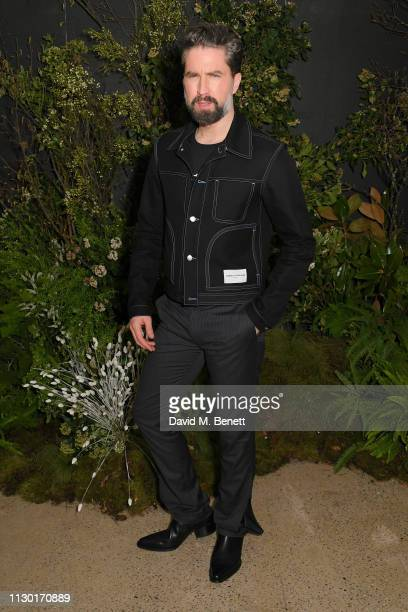Jack Guinness attends a private dinner to celebrate the launch of the new ALEXACHUNG x Sunglass Hut eyewear collection at Wild by Tart on February 16...